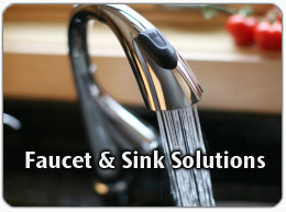 Faucet and Sink Solutions
